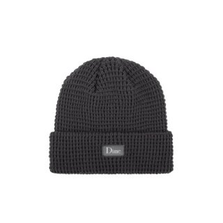 <img class='new_mark_img1' src='//img.shop-pro.jp/img/new/icons1.gif' style='border:none;display:inline;margin:0px;padding:0px;width:auto;' />Dime<br>DIME CLASSIC WAFFLE BEANIE<br>DARK GRAY