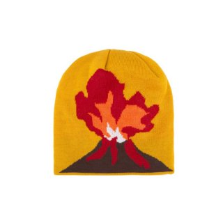 <img class='new_mark_img1' src='https://img.shop-pro.jp/img/new/icons1.gif' style='border:none;display:inline;margin:0px;padding:0px;width:auto;' />Dime<br>VOLCANO BEANIE<br>YELLOW