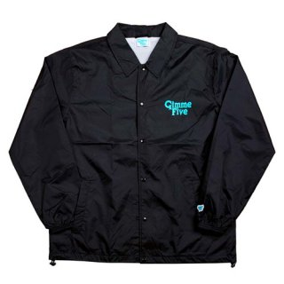 <img class='new_mark_img1' src='https://img.shop-pro.jp/img/new/icons1.gif' style='border:none;display:inline;margin:0px;padding:0px;width:auto;' />GIMME FIVE<br>G5 COACH JACKET<br>BLACK/BLUE