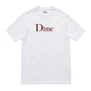 <img class='new_mark_img1' src='//img.shop-pro.jp/img/new/icons1.gif' style='border:none;display:inline;margin:0px;padding:0px;width:auto;' />Dime<br>CLASSIC LOGO T-SHIRT<br>ASH