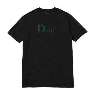 <img class='new_mark_img1' src='https://img.shop-pro.jp/img/new/icons1.gif' style='border:none;display:inline;margin:0px;padding:0px;width:auto;' />Dime<br>CLASSIC LOGO T-SHIRT<br>BLACK