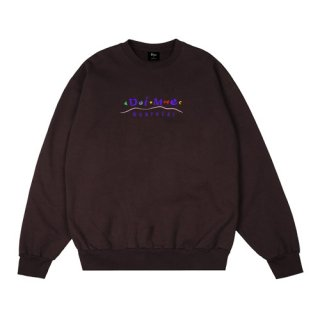 <img class='new_mark_img1' src='//img.shop-pro.jp/img/new/icons1.gif' style='border:none;display:inline;margin:0px;padding:0px;width:auto;' />Dime<br>DIME MONTREAL CREWNECK<br>BROWN
