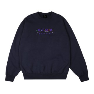 <img class='new_mark_img1' src='//img.shop-pro.jp/img/new/icons1.gif' style='border:none;display:inline;margin:0px;padding:0px;width:auto;' />Dime<br>DIME MONTREAL CREWNECK<br>NAVY