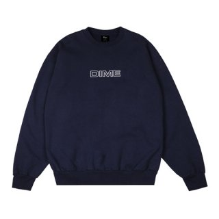 <img class='new_mark_img1' src='https://img.shop-pro.jp/img/new/icons1.gif' style='border:none;display:inline;margin:0px;padding:0px;width:auto;' />Dime<br>IMPORTANT CREWNECK<br>NAVY