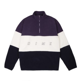 <img class='new_mark_img1' src='//img.shop-pro.jp/img/new/icons1.gif' style='border:none;display:inline;margin:0px;padding:0px;width:auto;' />Dime<br>3 TONE FLEECE PULLOVER<br>PURPLE
