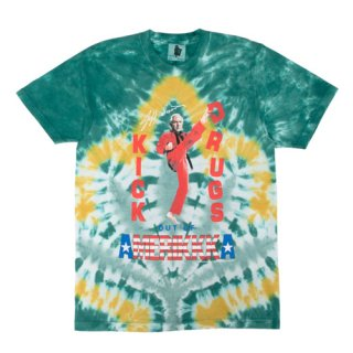 <img class='new_mark_img1' src='//img.shop-pro.jp/img/new/icons1.gif' style='border:none;display:inline;margin:0px;padding:0px;width:auto;' />REAL BAD MAN<br>KICK DRUGS TIE DYE TEE<br>TIE DYE