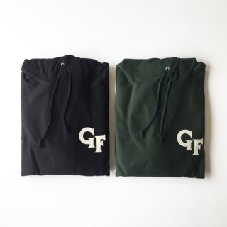 <img class='new_mark_img1' src='https://img.shop-pro.jp/img/new/icons1.gif' style='border:none;display:inline;margin:0px;padding:0px;width:auto;' />GIMME FIVE<br>GF FELT HOODY<br>BLACK/GREEN