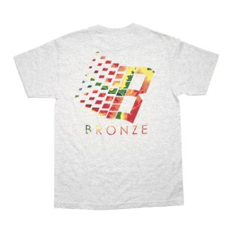 <img class='new_mark_img1' src='https://img.shop-pro.jp/img/new/icons1.gif' style='border:none;display:inline;margin:0px;padding:0px;width:auto;' />Bronze 56K<br>B LOGO RADAR TEE<br>ASH