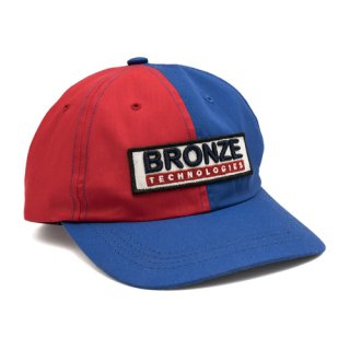 <img class='new_mark_img1' src='https://img.shop-pro.jp/img/new/icons1.gif' style='border:none;display:inline;margin:0px;padding:0px;width:auto;' />Bronze 56K<br>TECHNOLOGIES PATCH HAT<br>RED/BLUE