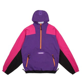 <img class='new_mark_img1' src='https://img.shop-pro.jp/img/new/icons1.gif' style='border:none;display:inline;margin:0px;padding:0px;width:auto;' />Dime<br>PULLOVER HOODED SHELL<br>PURPLE