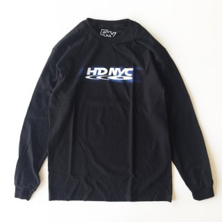 <img class='new_mark_img1' src='https://img.shop-pro.jp/img/new/icons1.gif' style='border:none;display:inline;margin:0px;padding:0px;width:auto;' />CNY NYC<br>BEAM LONGSLEEVE T-SHIRT<br>BLACK