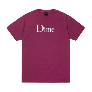 <img class='new_mark_img1' src='https://img.shop-pro.jp/img/new/icons1.gif' style='border:none;display:inline;margin:0px;padding:0px;width:auto;' />Dime<br>DIME CLASSIC T-SHIRT<br>RUBY