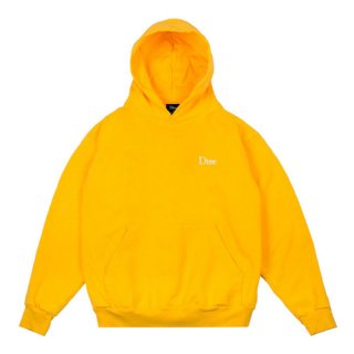 <img class='new_mark_img1' src='https://img.shop-pro.jp/img/new/icons1.gif' style='border:none;display:inline;margin:0px;padding:0px;width:auto;' />Dime<br>CLASSIC EMBROIDERED HOODIE<br>YELLOW