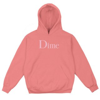 <img class='new_mark_img1' src='https://img.shop-pro.jp/img/new/icons1.gif' style='border:none;display:inline;margin:0px;padding:0px;width:auto;' />Dime<br>CLASSIC HOODIE<br>SALMON