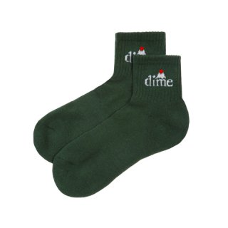 <img class='new_mark_img1' src='https://img.shop-pro.jp/img/new/icons1.gif' style='border:none;display:inline;margin:0px;padding:0px;width:auto;' />Dime<br>SOCKS 2-PACK<br>GREEN