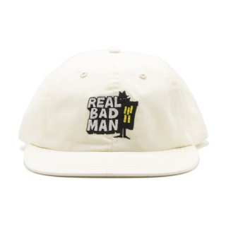 <img class='new_mark_img1' src='https://img.shop-pro.jp/img/new/icons1.gif' style='border:none;display:inline;margin:0px;padding:0px;width:auto;' />REAL BAD MAN<br>RBM SWAP MEET HAT<br>CREAM