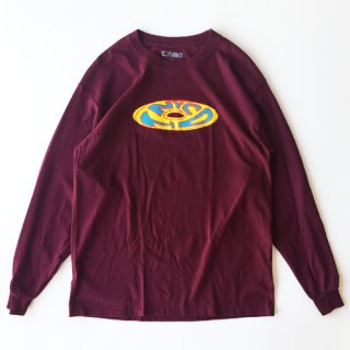 <img class='new_mark_img1' src='https://img.shop-pro.jp/img/new/icons1.gif' style='border:none;display:inline;margin:0px;padding:0px;width:auto;' />CNY<br>CRUSTY DVD LONGSLEEVE<br>MAROON