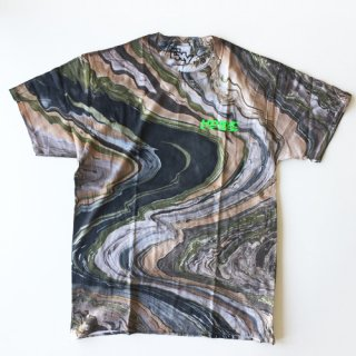 <img class='new_mark_img1' src='https://img.shop-pro.jp/img/new/icons1.gif' style='border:none;display:inline;margin:0px;padding:0px;width:auto;' />CNY<br>HDNYC MARBLED TEE<br>CAMO