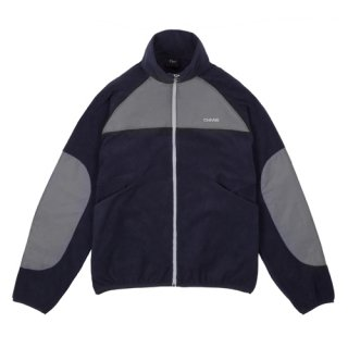 <img class='new_mark_img1' src='https://img.shop-pro.jp/img/new/icons1.gif' style='border:none;display:inline;margin:0px;padding:0px;width:auto;' />Dime<br>POLAR FLEECE TRACK JACKET<br>NAVY/CHARCOAL