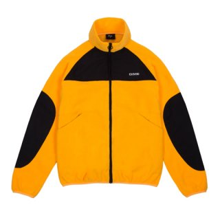 <img class='new_mark_img1' src='https://img.shop-pro.jp/img/new/icons1.gif' style='border:none;display:inline;margin:0px;padding:0px;width:auto;' />Dime<br>POLAR FLEECE TRACK JACKET<br>GOLD/BLACK