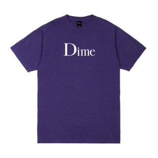 <img class='new_mark_img1' src='https://img.shop-pro.jp/img/new/icons1.gif' style='border:none;display:inline;margin:0px;padding:0px;width:auto;' />Dime<br>DIME CLASSIC T-SHIRT<br>PURPLE