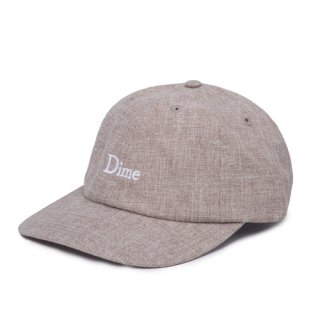 <img class='new_mark_img1' src='https://img.shop-pro.jp/img/new/icons1.gif' style='border:none;display:inline;margin:0px;padding:0px;width:auto;' />Dime<br>DIME CLASSIC LOGO CAP<br>WARM GRAY