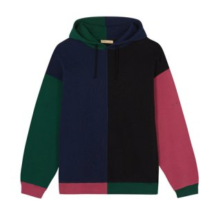 <img class='new_mark_img1' src='https://img.shop-pro.jp/img/new/icons1.gif' style='border:none;display:inline;margin:0px;padding:0px;width:auto;' />FUTUR<br>SPLIT G FIT HOODIE<br>BLACK