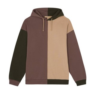 <img class='new_mark_img1' src='https://img.shop-pro.jp/img/new/icons1.gif' style='border:none;display:inline;margin:0px;padding:0px;width:auto;' />FUTUR<br>SPLIT G FIT HOODIE<br>MOCCA