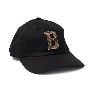 <img class='new_mark_img1' src='https://img.shop-pro.jp/img/new/icons1.gif' style='border:none;display:inline;margin:0px;padding:0px;width:auto;' />Bronze 56K<br>SNAKE SKIN B HAT<br>BLACK