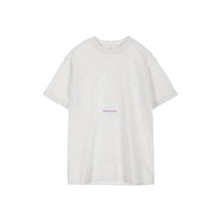 <img class='new_mark_img1' src='https://img.shop-pro.jp/img/new/icons1.gif' style='border:none;display:inline;margin:0px;padding:0px;width:auto;' />SAINTWOODS<br>Classic Logo T-Shirt<br>ASH