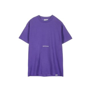 <img class='new_mark_img1' src='https://img.shop-pro.jp/img/new/icons1.gif' style='border:none;display:inline;margin:0px;padding:0px;width:auto;' />SAINTWOODS<br>Classic Logo T-Shirt<br>PURPLE