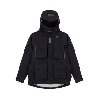 <img class='new_mark_img1' src='https://img.shop-pro.jp/img/new/icons1.gif' style='border:none;display:inline;margin:0px;padding:0px;width:auto;' />FUTUR×HELLY HANSEN<br>フューチャー×ヘリーハンセン<br>Ocean Shadow Jacket<br>BLACK