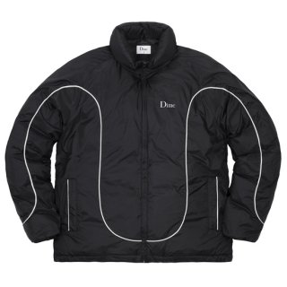 <img class='new_mark_img1' src='https://img.shop-pro.jp/img/new/icons1.gif' style='border:none;display:inline;margin:0px;padding:0px;width:auto;' />Dime<br>COURT PUFFER JACKET<br>BLACK
