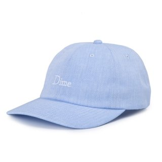 <img class='new_mark_img1' src='https://img.shop-pro.jp/img/new/icons1.gif' style='border:none;display:inline;margin:0px;padding:0px;width:auto;' />Dime<br>DIME CLASSIC LOGO CAP<br>LIGHT BLUE