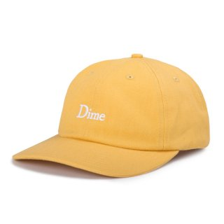 <img class='new_mark_img1' src='https://img.shop-pro.jp/img/new/icons1.gif' style='border:none;display:inline;margin:0px;padding:0px;width:auto;' />Dime<br>DIME CLASSIC LOGO CAP<br>YELLOW