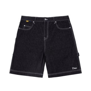 <img class='new_mark_img1' src='https://img.shop-pro.jp/img/new/icons1.gif' style='border:none;display:inline;margin:0px;padding:0px;width:auto;' />Dime<br>DIME JEAN SHORTS<br>BLACK