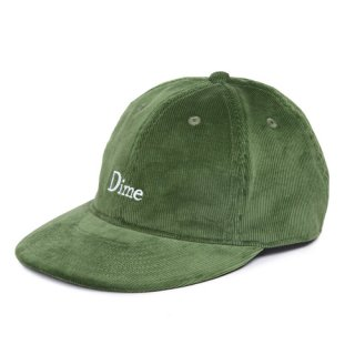 <img class='new_mark_img1' src='https://img.shop-pro.jp/img/new/icons1.gif' style='border:none;display:inline;margin:0px;padding:0px;width:auto;' />Dime<br>DIME CLASSIC LOGO CORDUROY CAP<br>GREEN