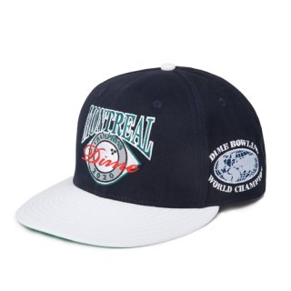 <img class='new_mark_img1' src='https://img.shop-pro.jp/img/new/icons1.gif' style='border:none;display:inline;margin:0px;padding:0px;width:auto;' />Dime<br>MONTREAL CHAMPION HAT<br>NAVY