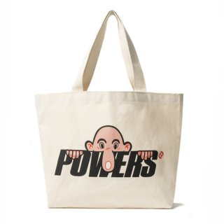 <img class='new_mark_img1' src='https://img.shop-pro.jp/img/new/icons1.gif' style='border:none;display:inline;margin:0px;padding:0px;width:auto;' />POWERS<br>KILROY TOTE BAG<br>NATURAL