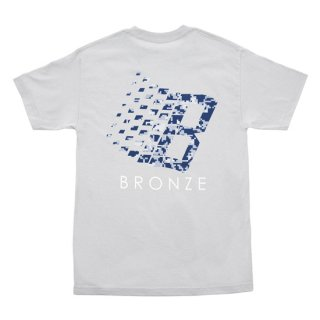 <img class='new_mark_img1' src='https://img.shop-pro.jp/img/new/icons1.gif' style='border:none;display:inline;margin:0px;padding:0px;width:auto;' />Bronze 56K<br>B LOGO DIGI TEE<br>SILVER