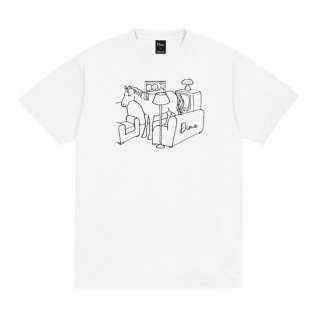 <img class='new_mark_img1' src='https://img.shop-pro.jp/img/new/icons1.gif' style='border:none;display:inline;margin:0px;padding:0px;width:auto;' />Dime<br>HORSE T-SHIRT<br>WHITE
