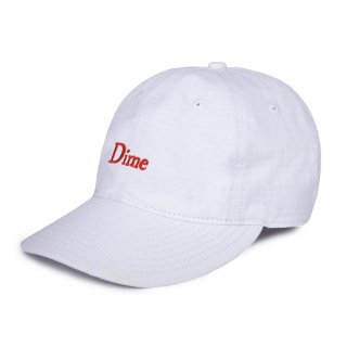 <img class='new_mark_img1' src='https://img.shop-pro.jp/img/new/icons1.gif' style='border:none;display:inline;margin:0px;padding:0px;width:auto;' />Dime<br>DIME CLASSIC LOGO HAT<br>WHITE