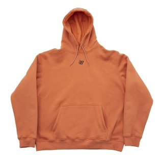 <img class='new_mark_img1' src='https://img.shop-pro.jp/img/new/icons1.gif' style='border:none;display:inline;margin:0px;padding:0px;width:auto;' />Bronze 56K<br>MICRO LOGO HOODY<br>TANGERINE