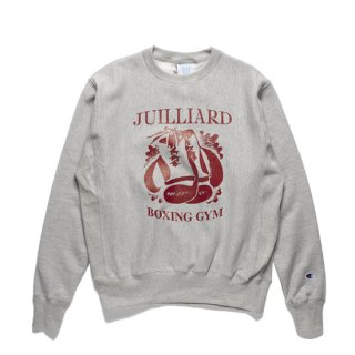 <img class='new_mark_img1' src='https://img.shop-pro.jp/img/new/icons1.gif' style='border:none;display:inline;margin:0px;padding:0px;width:auto;' />BOOK WORKS<br>Juilliard Boxing Crew<br>HEATHER GREY