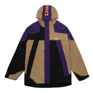 <img class='new_mark_img1' src='https://img.shop-pro.jp/img/new/icons1.gif' style='border:none;display:inline;margin:0px;padding:0px;width:auto;' />Dime<br>PANEL PARKA<br>BROWN
