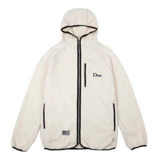 <img class='new_mark_img1' src='https://img.shop-pro.jp/img/new/icons1.gif' style='border:none;display:inline;margin:0px;padding:0px;width:auto;' />Dime<br>POLAR FLEECE HOODED JACKET<br>CREAM