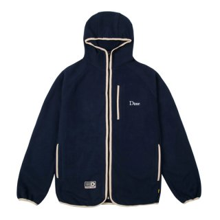 <img class='new_mark_img1' src='https://img.shop-pro.jp/img/new/icons1.gif' style='border:none;display:inline;margin:0px;padding:0px;width:auto;' />Dime<br>POLAR FLEECE HOODED JACKET<br>NAVY
