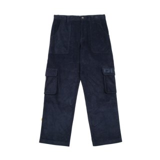 <img class='new_mark_img1' src='https://img.shop-pro.jp/img/new/icons1.gif' style='border:none;display:inline;margin:0px;padding:0px;width:auto;' />Dime<br>CORDUROY CARGO PANTS<br>NAVY