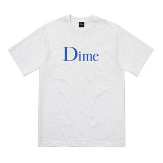 <img class='new_mark_img1' src='https://img.shop-pro.jp/img/new/icons1.gif' style='border:none;display:inline;margin:0px;padding:0px;width:auto;' />Dime<br>DIME CLASSIC LOGO T-SHIRT<br>ASH