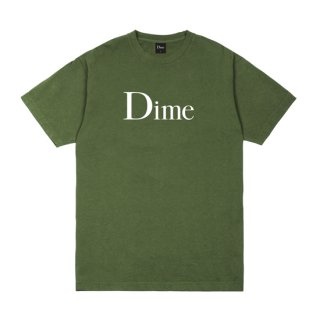 <img class='new_mark_img1' src='https://img.shop-pro.jp/img/new/icons1.gif' style='border:none;display:inline;margin:0px;padding:0px;width:auto;' />Dime<br>DIME CLASSIC LOGO T-SHIRT<br>OLIVE